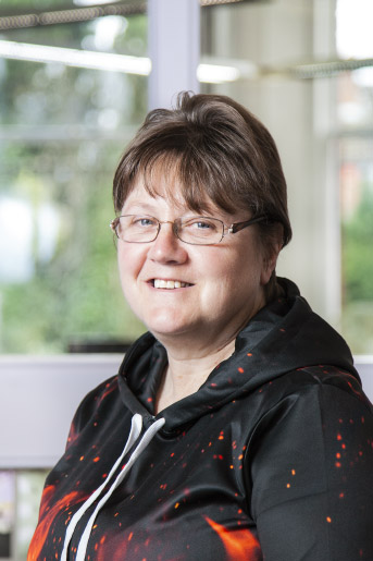 Tracey Parbery
